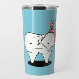 Its Tooth Soon To Say Goodbye Travel Mug