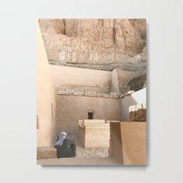 Old Kingdom | Luxor, Egypt Metal Print