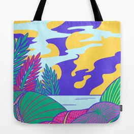 Fantasy Valley Tote Bag