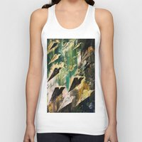 aviation Tank Tops featuring AVIATION  by Matt Schiermeier