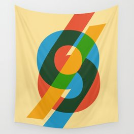six to nine Wall Tapestry