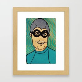 Awesome Forces Framed Art Print
