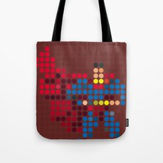 Mr Super Tote Bag