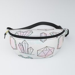 Crystal and Gemstones Vol 1 Fanny Pack