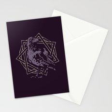 Three-Eyed Raven Stationery Cards
