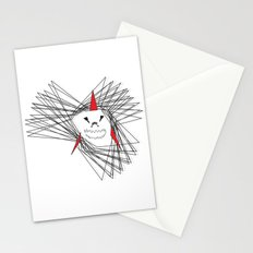 When Sharks Attack Stationery Cards