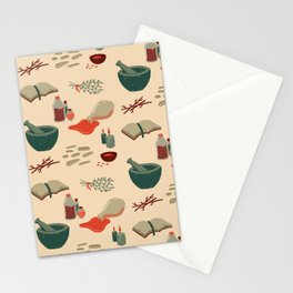 Alchemy Pattern Stationery Cards