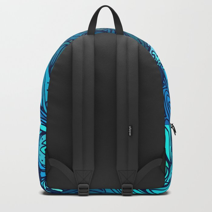 Indian Pattern 04 Backpack