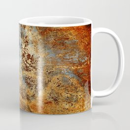 Beautiful Rust Coffee Mug