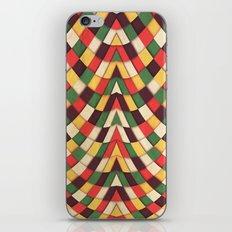 Rastafarian Tile iPhone & iPod Skin