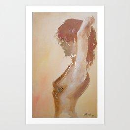 act Art Print