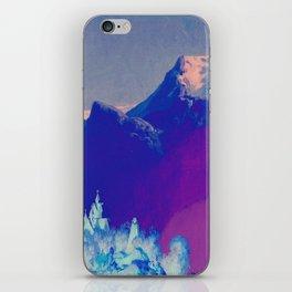 Hardangerfjord Night iPhone Skin