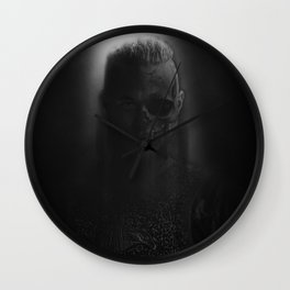 Ragnar | A legend welcomed to Valhalla Wall Clock
