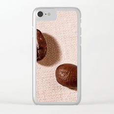 1, 2 and 1 Clear iPhone Case
