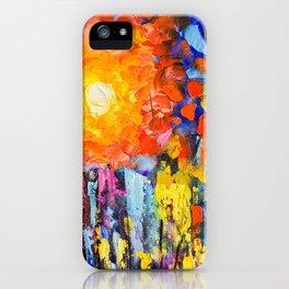 Oil Colours iPhone Case