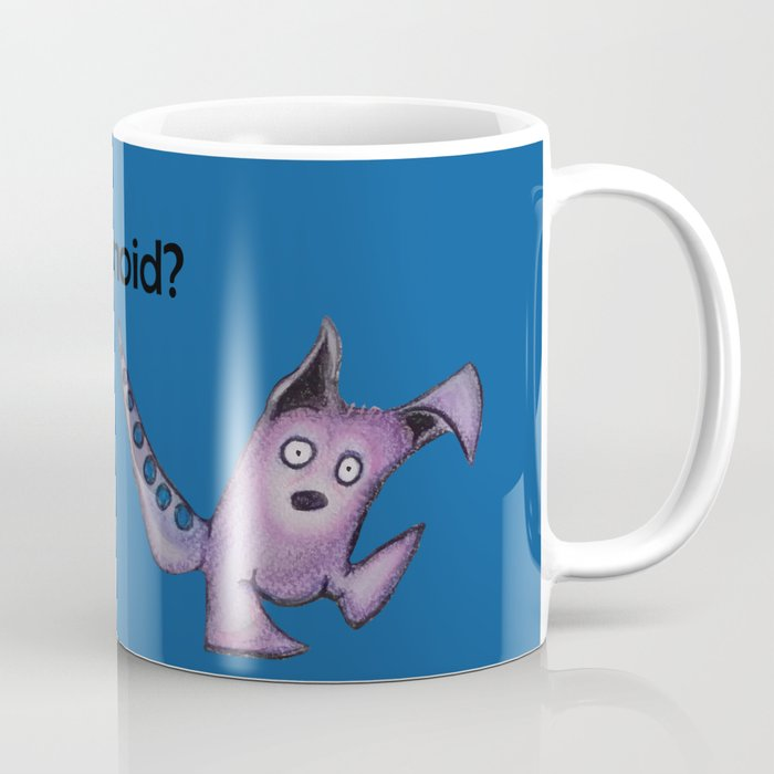Paranoidaped Coffee Mug