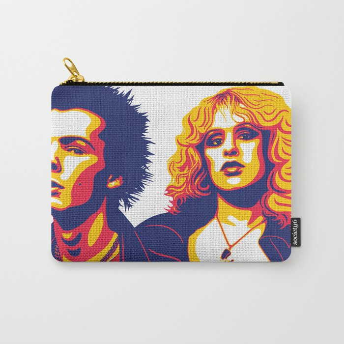 Sid & Nancy Carry-All Pouch