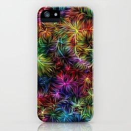 Rainbow Weaving iPhone Case