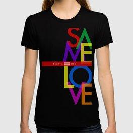 SAME LOVE - RNBW T-shirt