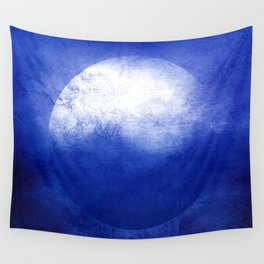 Circle Composition V Wall Tapestry