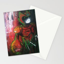 Irregular Hunter Z Stationery Cards