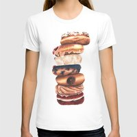donuts T-shirts featuring Donuts! by Sam Luotonen