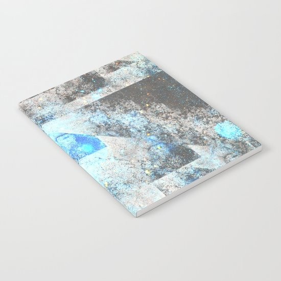 Blue Topaz NebulÆ Notebook