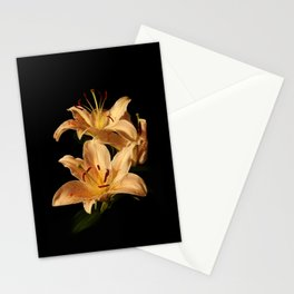 Star Lily Stationery Cards