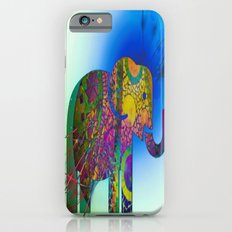 Exploding Elephant  iPhone 6s Slim Case