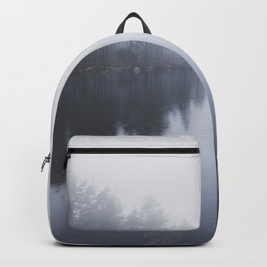 Morning blues Backpack