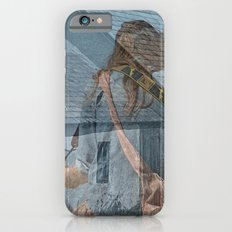 Peace and Love in the fishermans village Slim Case iPhone 6s