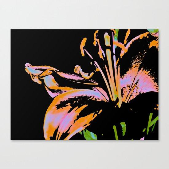 Dina Canvas Print