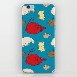 Creatures of the Deep iPhone Skin