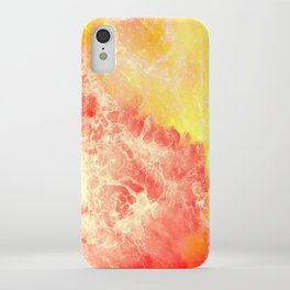 Lovers on the Sun iPhone Case