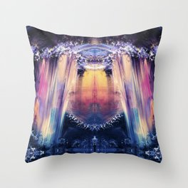 Deep Calls to Deep Throw Pillow