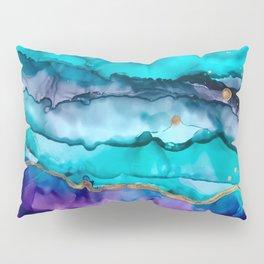 Rainbow Fluorite Pillow Sham