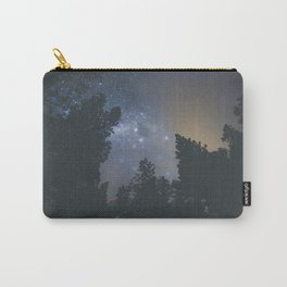 Stars under the Trees Carry-All Pouch