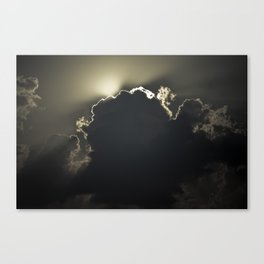 Armageddon III - Purification Canvas Print