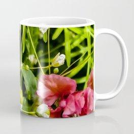 Flowers and Baby's Breath Too Coffee Mug