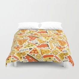 Nice Slice Duvet Cover