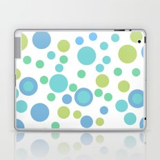 Circular Pastel Vector Laptop & iPad Skin