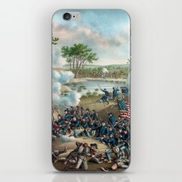 Battle of Cold Harbor iPhone Skin