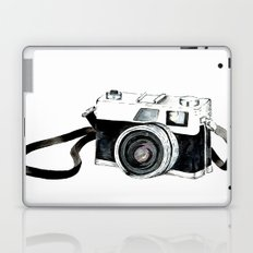 Vintage camera Laptop & iPad Skin