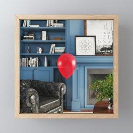 Ballonize Framed Mini Art Print