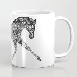 Paisley Pace Coffee Mug