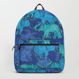 Blue Ellie Backpack