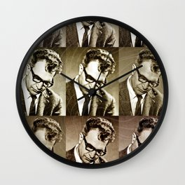 Jazz Heroes Series - Dave Brubeck Wall Clock