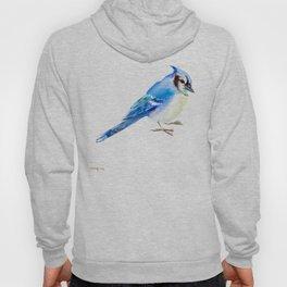 Blue Jay design. blue jay home decor Hoody