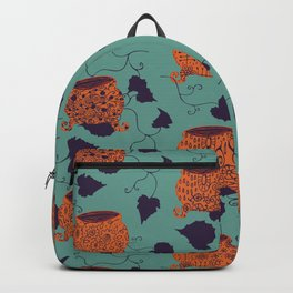 Halloween Witch Cauldron Backpack
