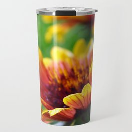 Arizona Sun Flower in the Morning Sun Travel Mug